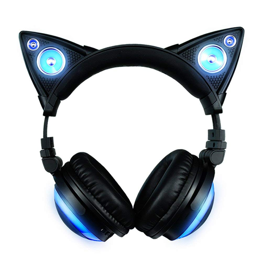 Cat Headphones cat lady gifts