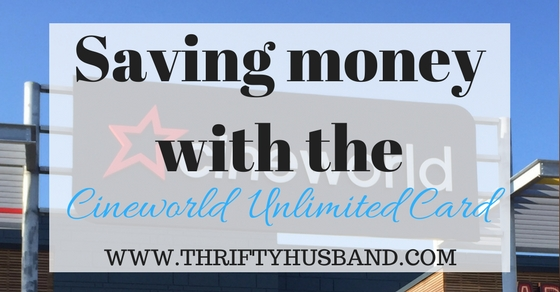 How to save money with the Cineworld Unlimited card