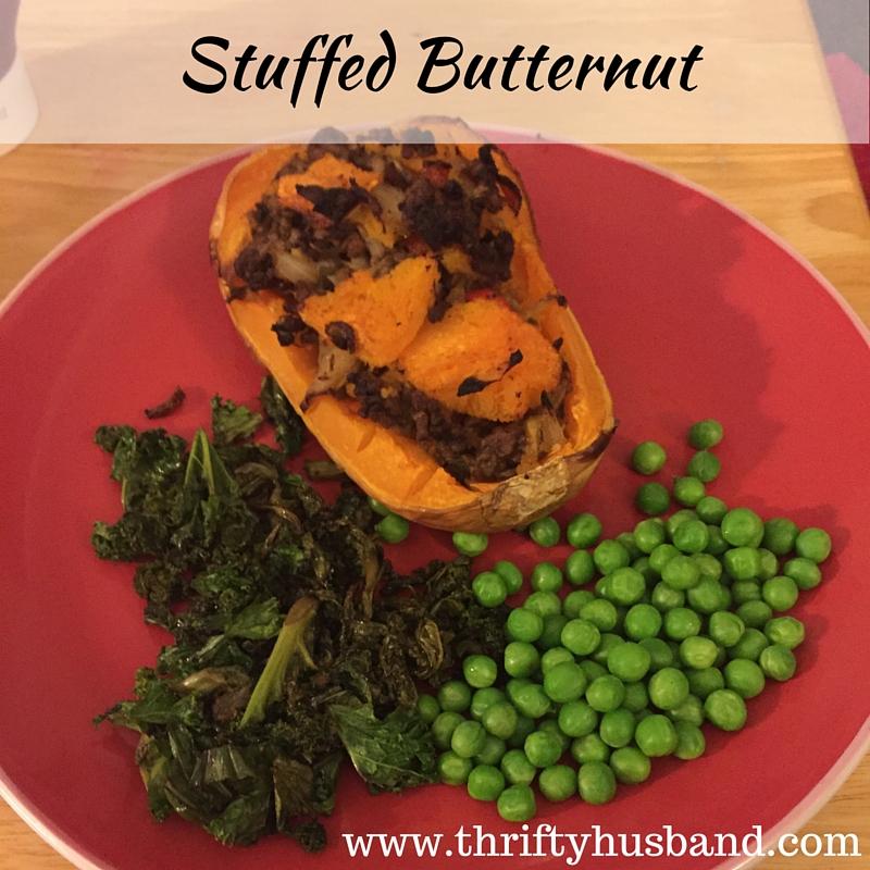 Stuffed Butternut